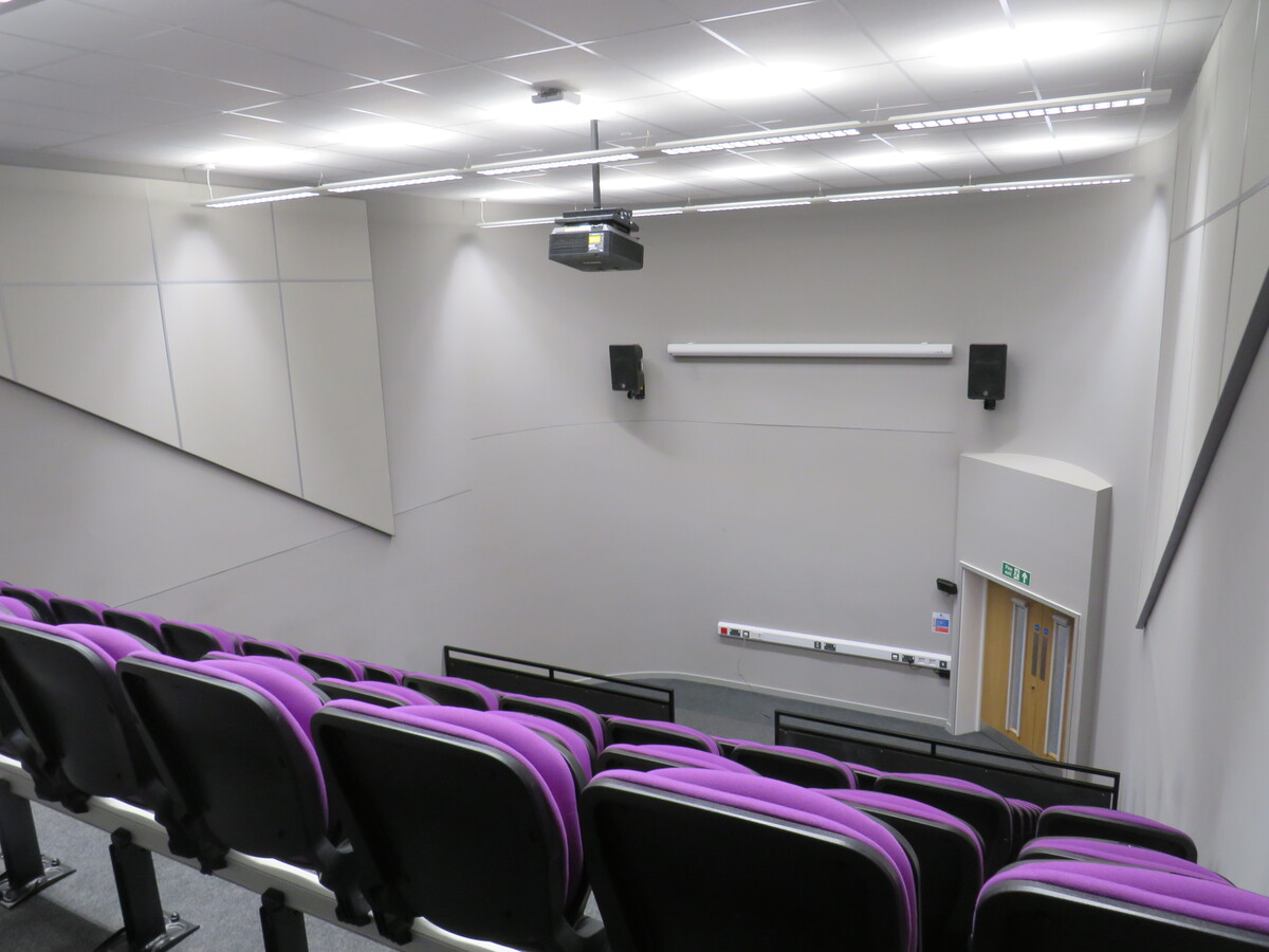 Egg Lecture Theatre - The Deanery CE Academy - Swindon - 4 - SchoolHire
