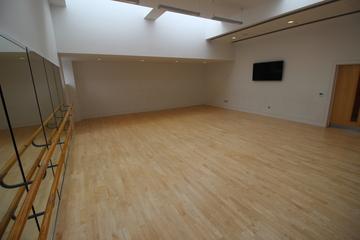 Dance Studio  - SLS @ The Godolphin and Latymer School - Hammersmith and Fulham - 5 - SchoolHire