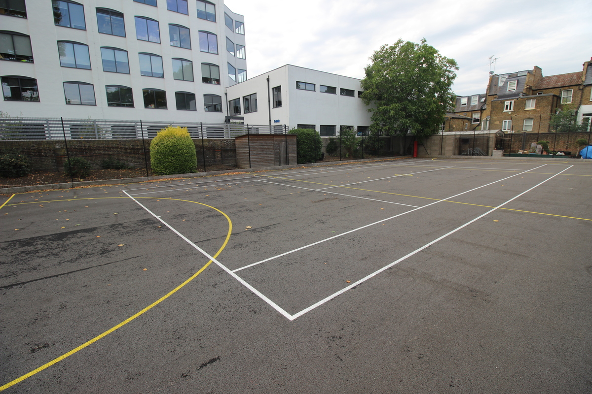Tarmac Area - SLS @ The Godolphin and Latymer School - Hammersmith and Fulham - 3 - SchoolHire