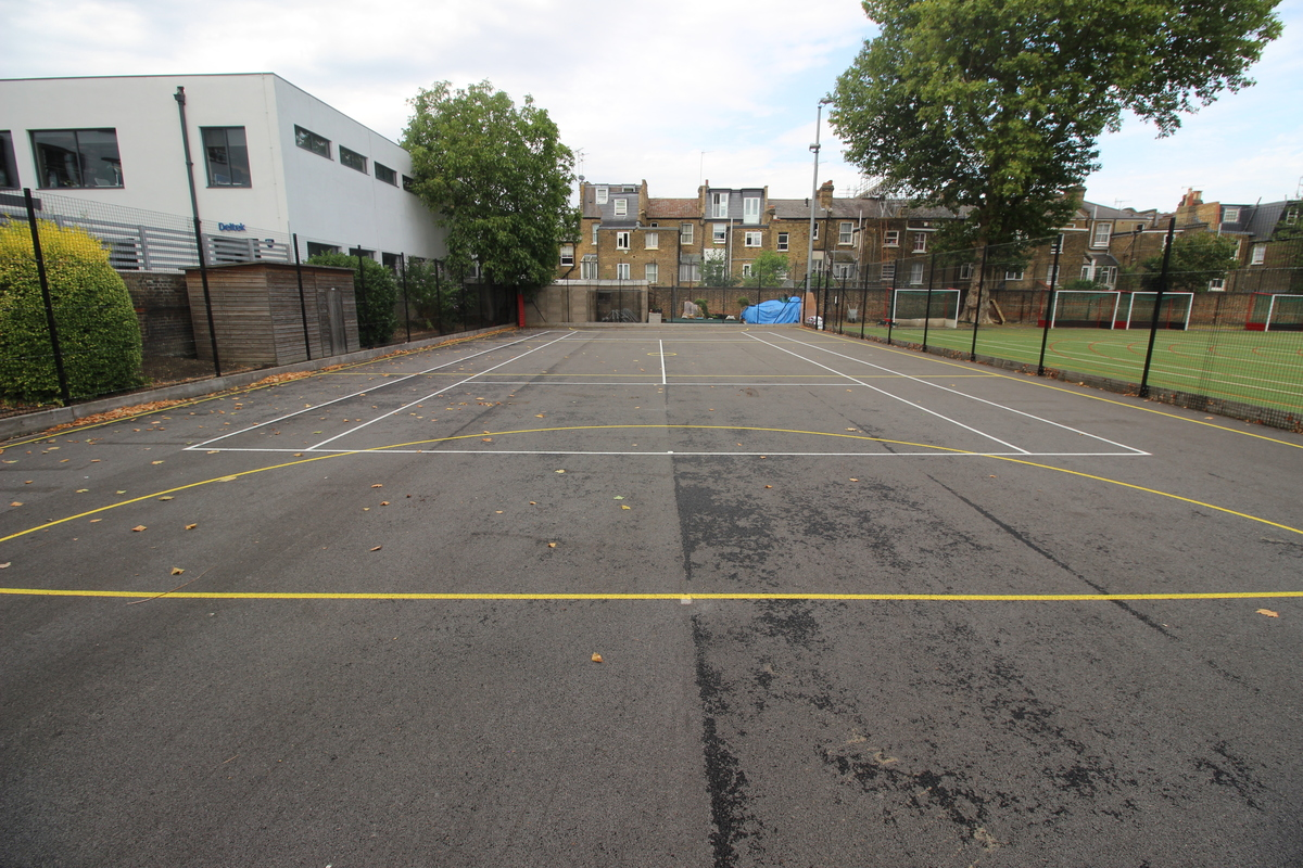 Tarmac Area - SLS @ The Godolphin and Latymer School - Hammersmith and Fulham - 4 - SchoolHire