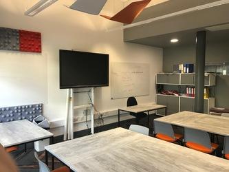 Classrooms - Double - Haringey Sixth Form College - Haringey - 1 - SchoolHire