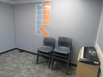 Music Rehearsal Rooms (Small) - Rickmansworth School - Hertfordshire - 3 - SchoolHire