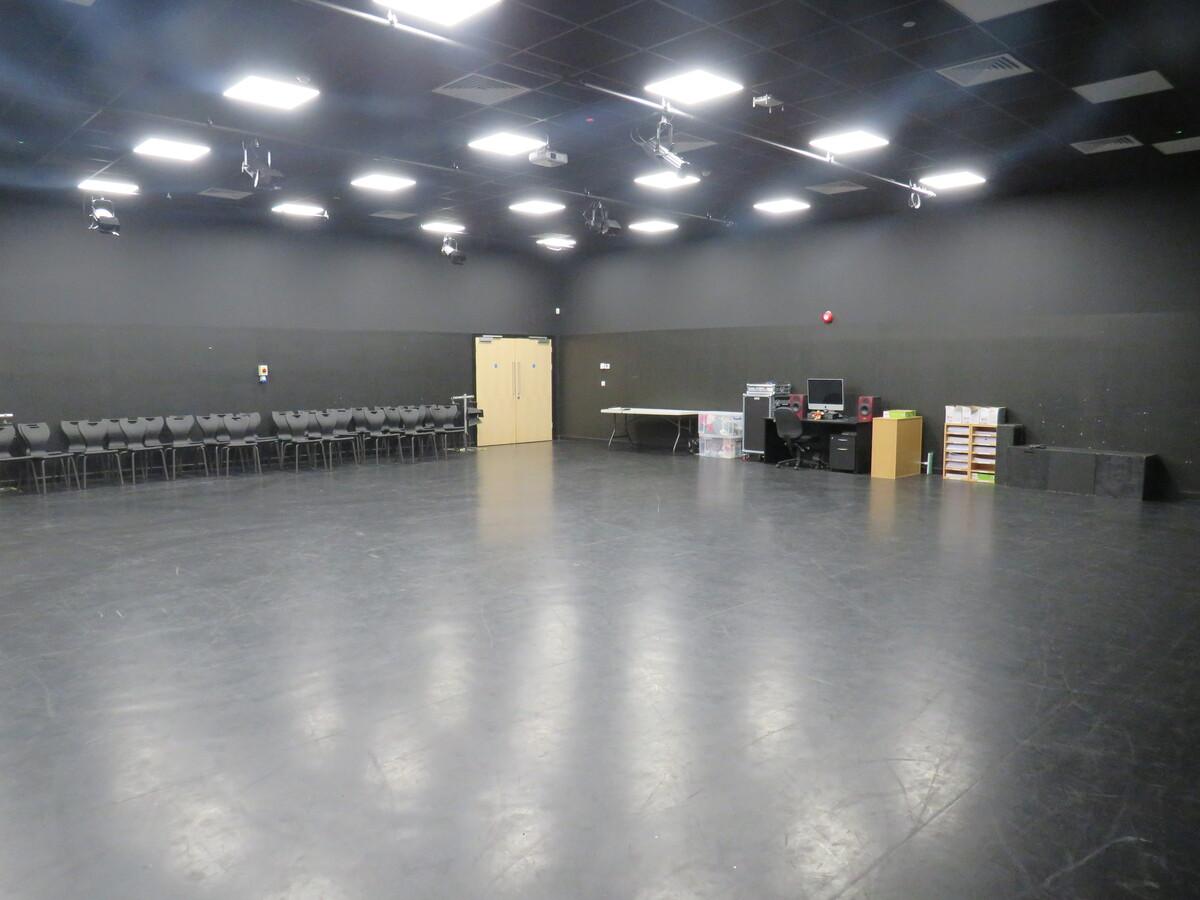 Drama Studio (Large) - Rickmansworth School - Hertfordshire - 2 - SchoolHire