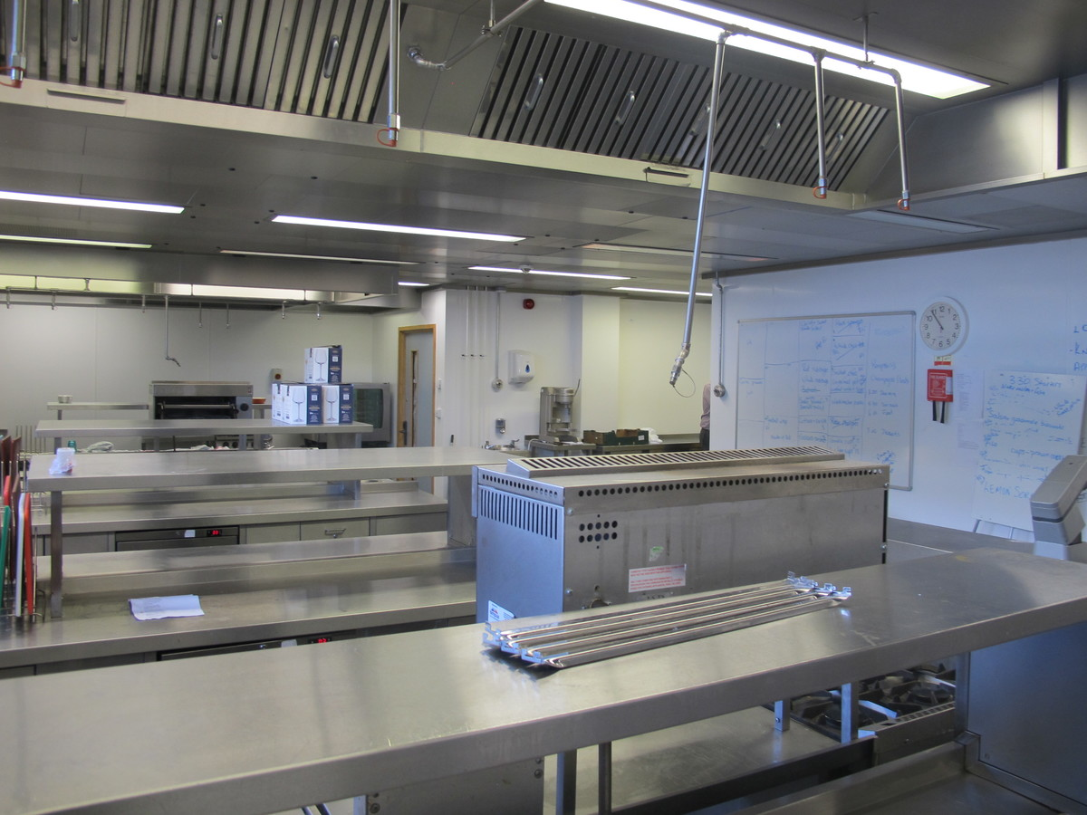 Training Kitchen - Haringey Sixth Form College - Haringey - 1 - SchoolHire