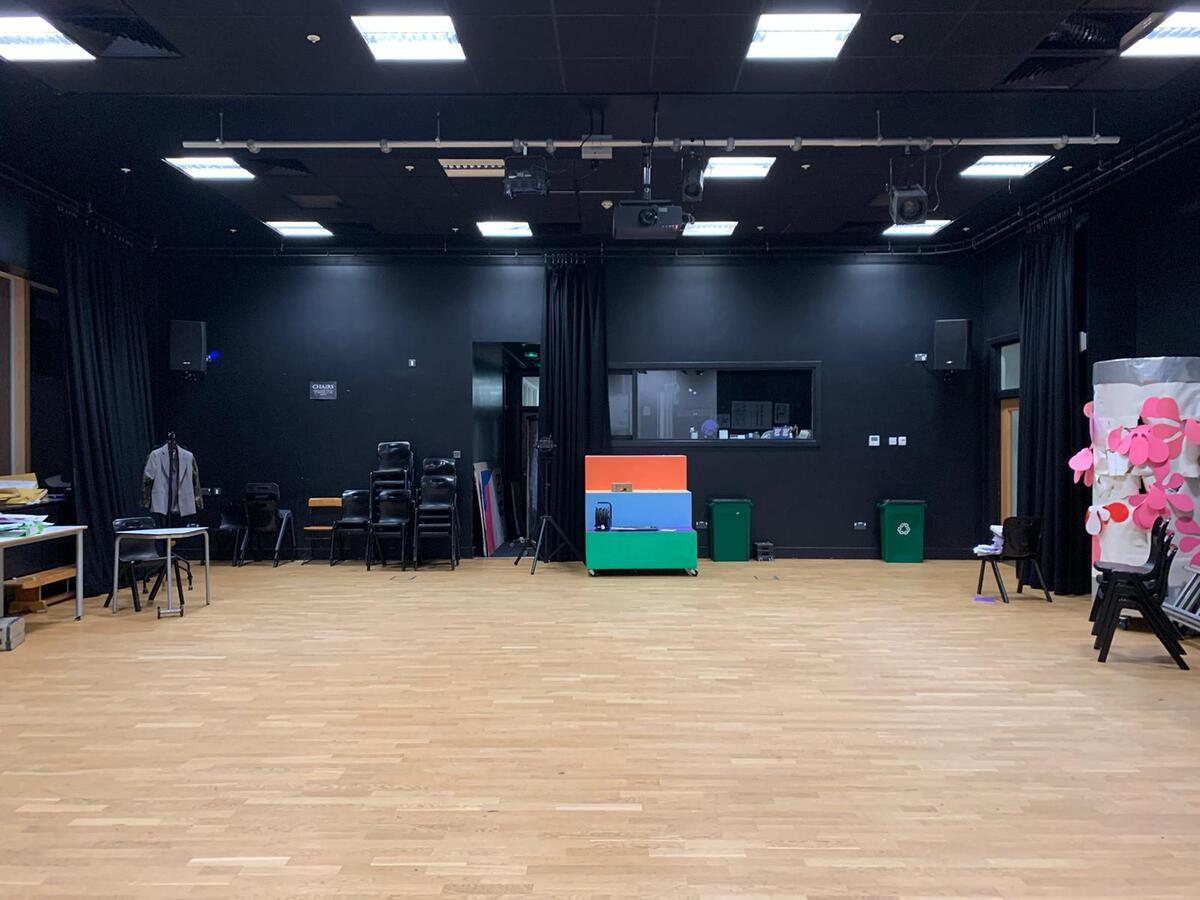 Drama Studio - SLS @ Tudor Grange Academy Worcester - Worcestershire - 3 - SchoolHire