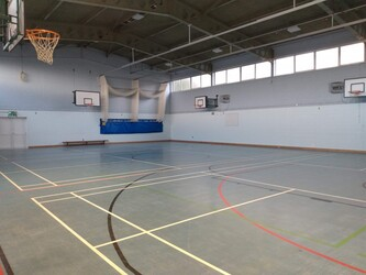 Sports Hall - Seahaven Academy - East Sussex - 2 - SchoolHire