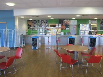 Refectory Canteen - Haringey Sixth Form College - Haringey - 2 - SchoolHire