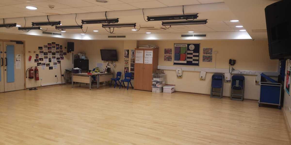 Dance Studio  - SLS @ Barnsley Academy - Barnsley - 2 - SchoolHire