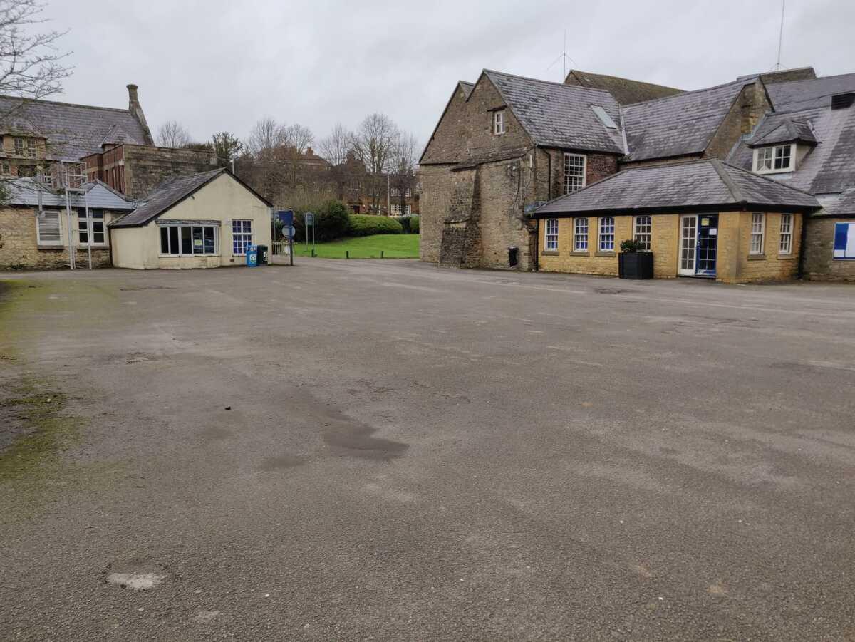St Johns Car Park - SLS @ Magdalen College School - Northamptonshire - 2 - SchoolHire