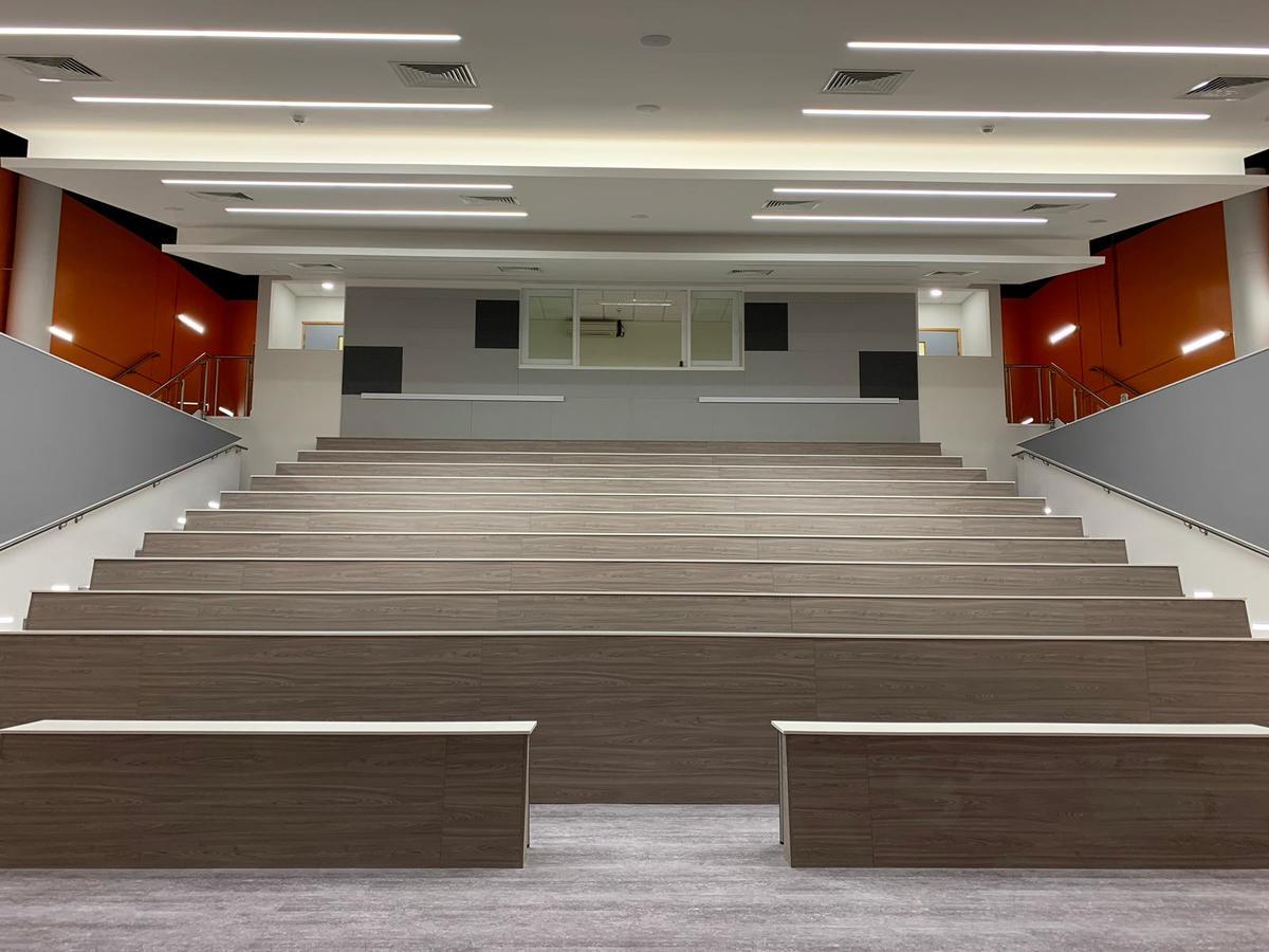 Lecture Theatre - Haringey Sixth Form College - Haringey - 1 - SchoolHire