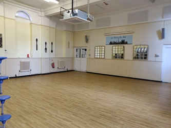 Dining Room - SLS @ Manor Park Primary School - Sutton - 1 - SchoolHire