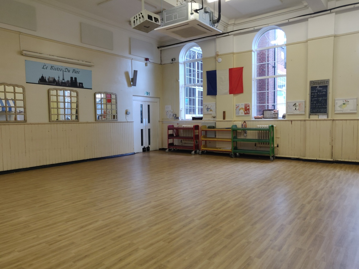 Dining Room - SLS @ Manor Park Primary School - Sutton - 4 - SchoolHire