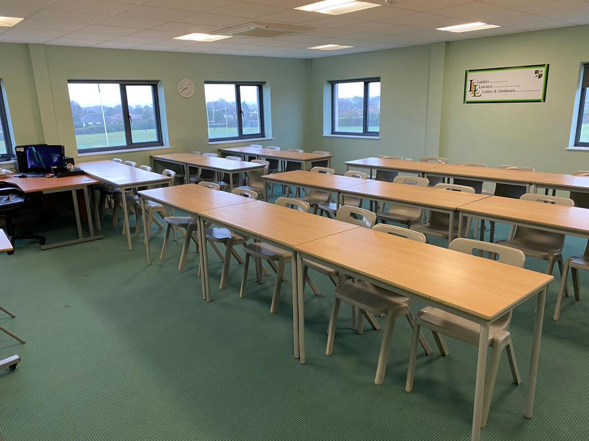 Specialist classroom - New TLC - SLS @ Ravens Wood School - Bromley - 1 - SchoolHire