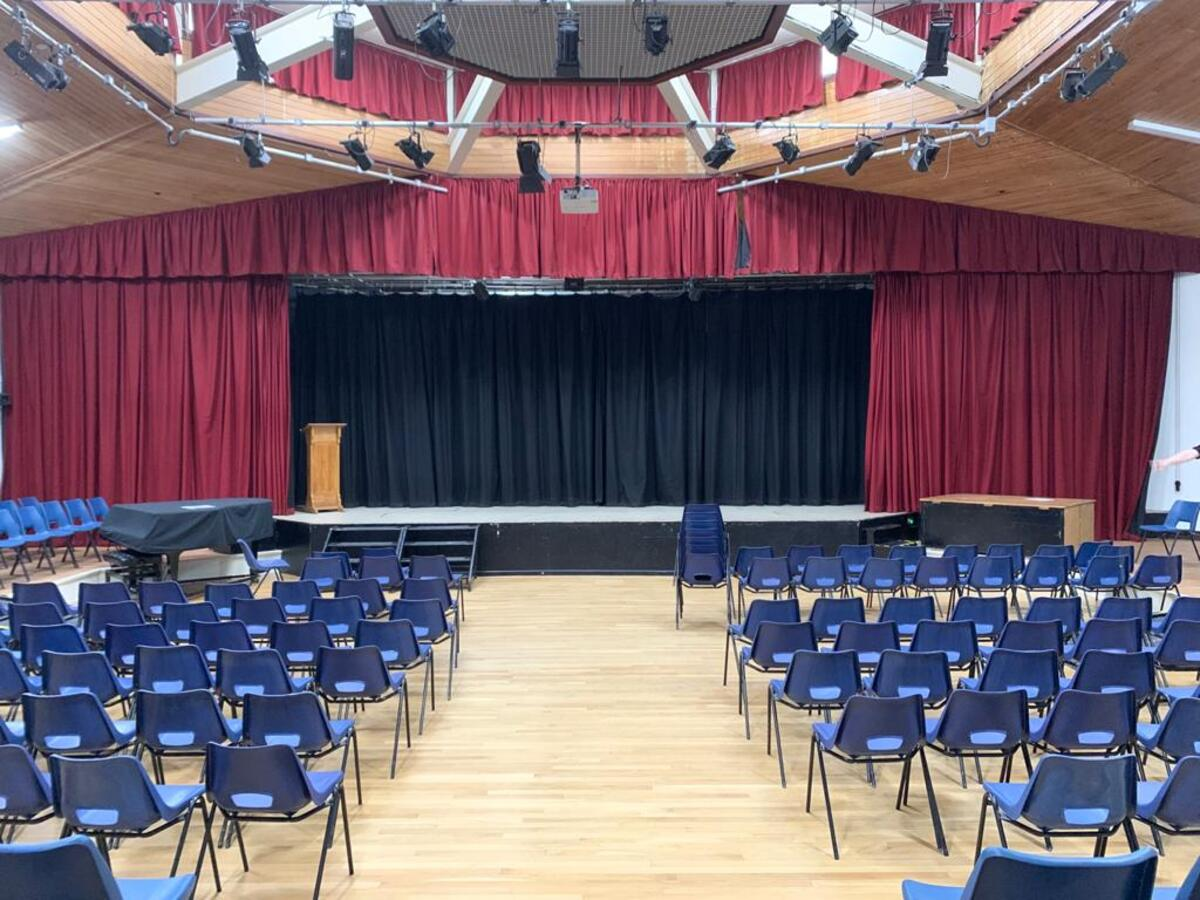 Theatre  - SLS @ Hull Collegiate School - East Riding of Yorkshire - 1 - SchoolHire