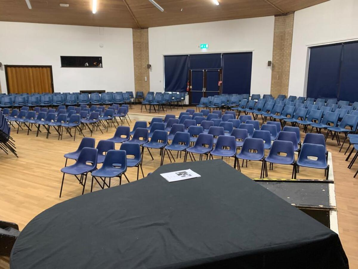 Theatre  - SLS @ Hull Collegiate School - East Riding of Yorkshire - 4 - SchoolHire