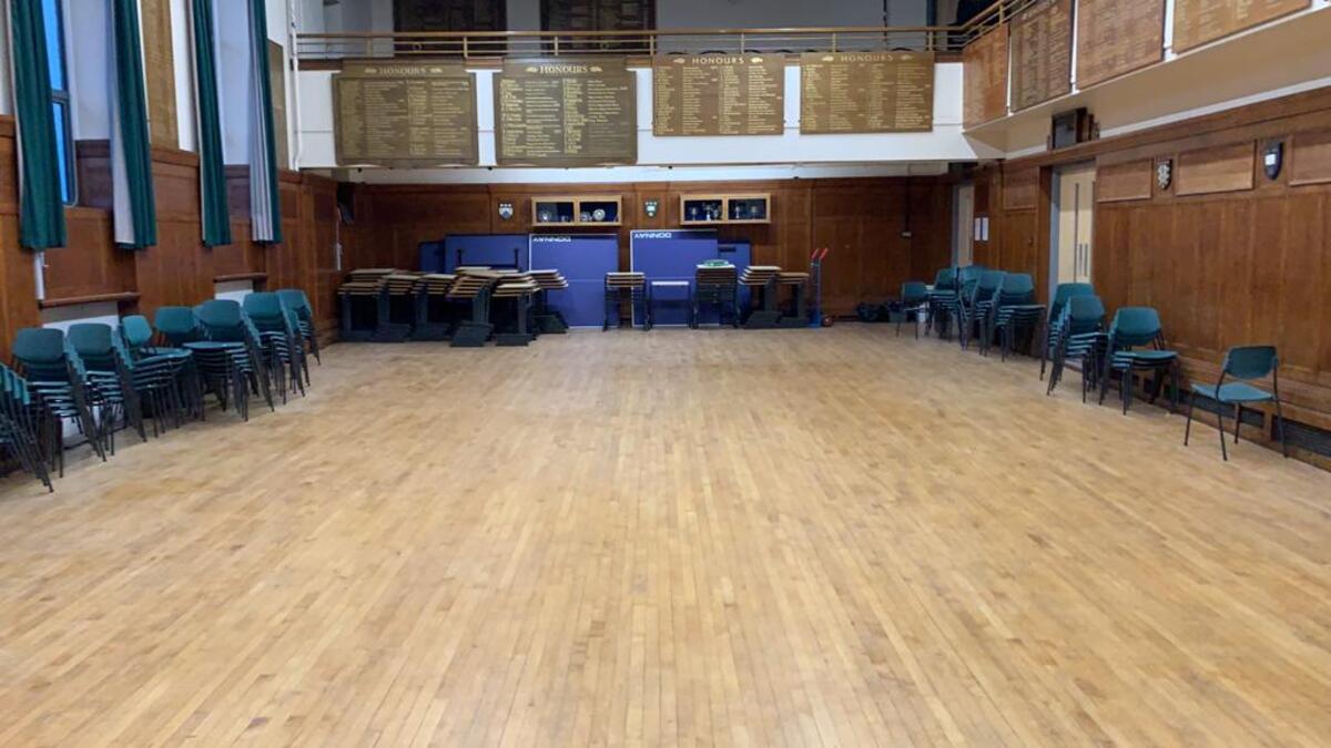 Main Hall  - SLS @ Beverley Grammar School - East Riding of Yorkshire - 4 - SchoolHire