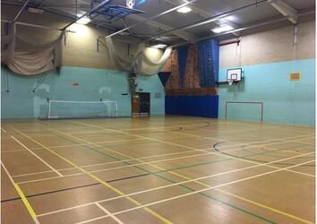 Sports Hall  - SLS @ Lancaster Royal Grammar School - Lancashire - 3 - SchoolHire