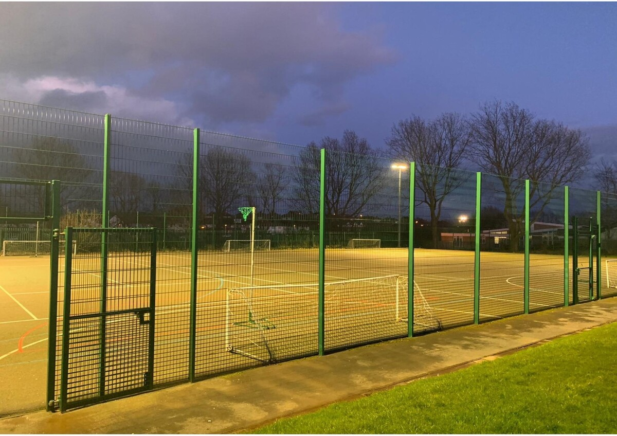 Tarmac Area  - SLS @ St Marys Catholic Academy (Blackpool) - Lancashire - 3 - SchoolHire