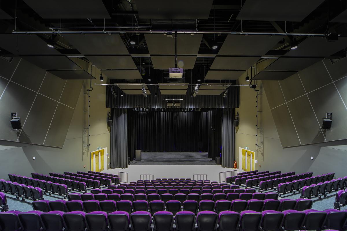 Theatre - The Deanery CE Academy - Swindon - 3 - SchoolHire