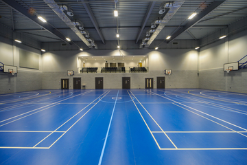 Sports Hall - The Deanery CE Academy - Swindon - 4 - SchoolHire