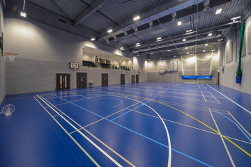 Sports Hall - The Deanery CE Academy - Swindon - 2 - SchoolHire