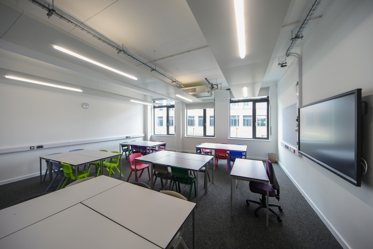 Classrooms (x4) - The Deanery CE Academy - Swindon - 4 - SchoolHire