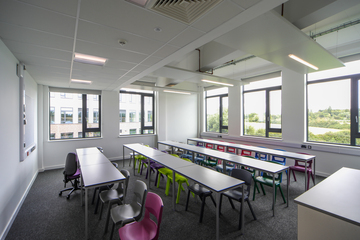 Classrooms (x4) - The Deanery CE Academy - Swindon - 1 - SchoolHire