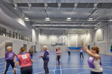 Sports Hall - The Deanery CE Academy - Swindon - 3 - SchoolHire