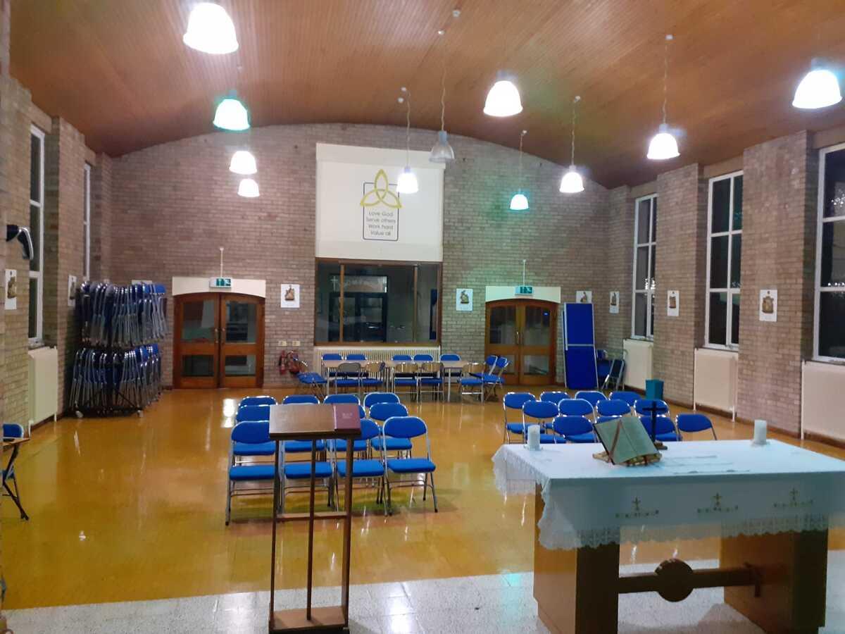 Chapel  - SLS @ Blessed Trinity RC College - Lancashire - 1 - SchoolHire