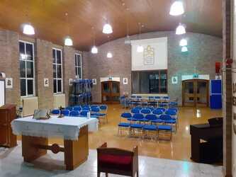 Chapel  - SLS @ Blessed Trinity RC College - Lancashire - 2 - SchoolHire