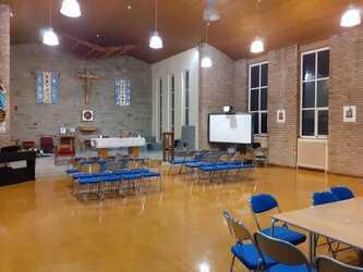 Chapel  - SLS @ Blessed Trinity RC College - Lancashire - 3 - SchoolHire