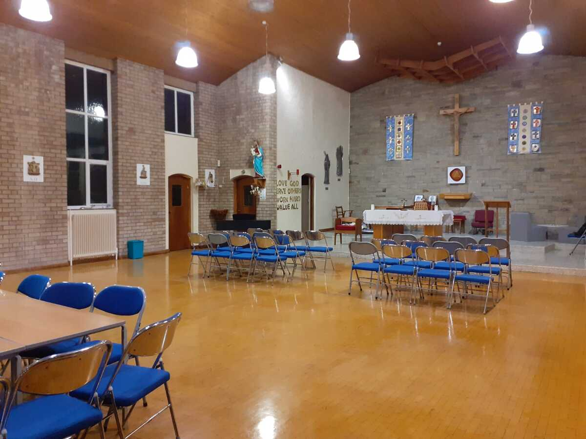 Chapel  - SLS @ Blessed Trinity RC College - Lancashire - 4 - SchoolHire