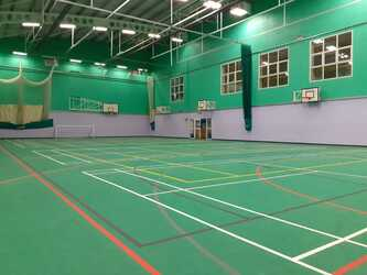 Sports Hall - SLS @ Blessed Trinity RC College - Lancashire - 3 - SchoolHire