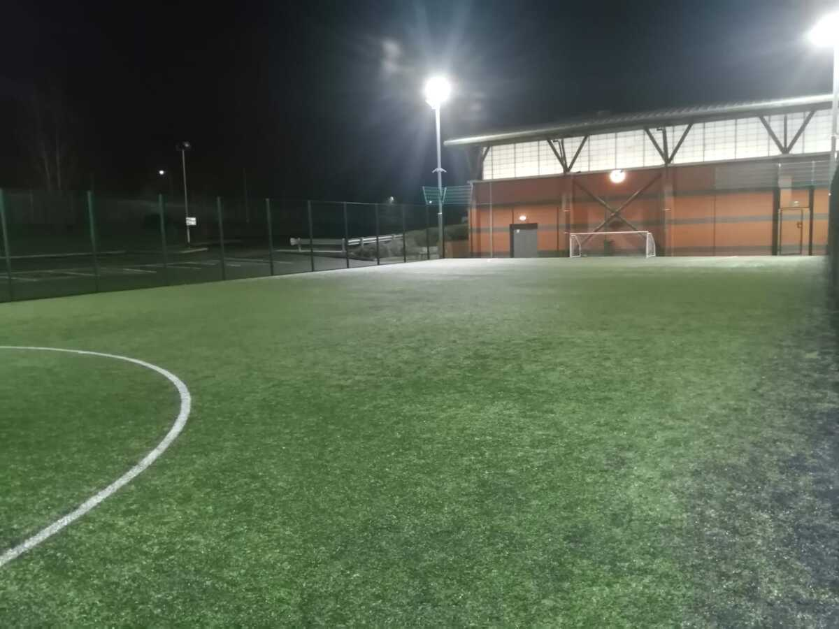 3G Pitch  - SLS @ St Christophers CE High School - Lancashire - 2 - SchoolHire