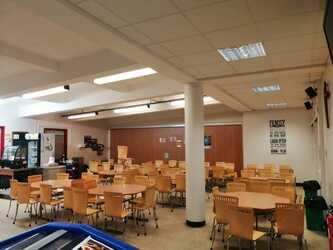 Dining Area  - SLS @ St Christophers CE High School - Lancashire - 2 - SchoolHire