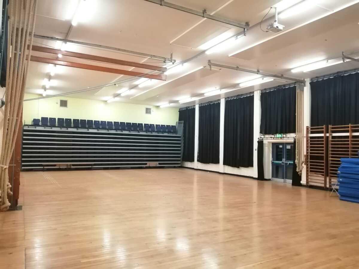 Gymnasium  - SLS @ St Christophers CE High School - Lancashire - 1 - SchoolHire