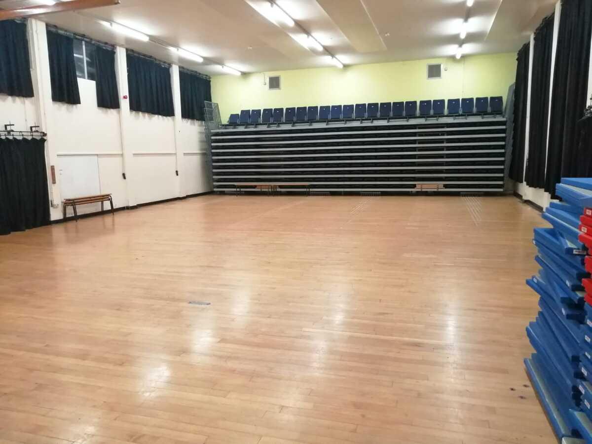 Gymnasium  - SLS @ St Christophers CE High School - Lancashire - 4 - SchoolHire