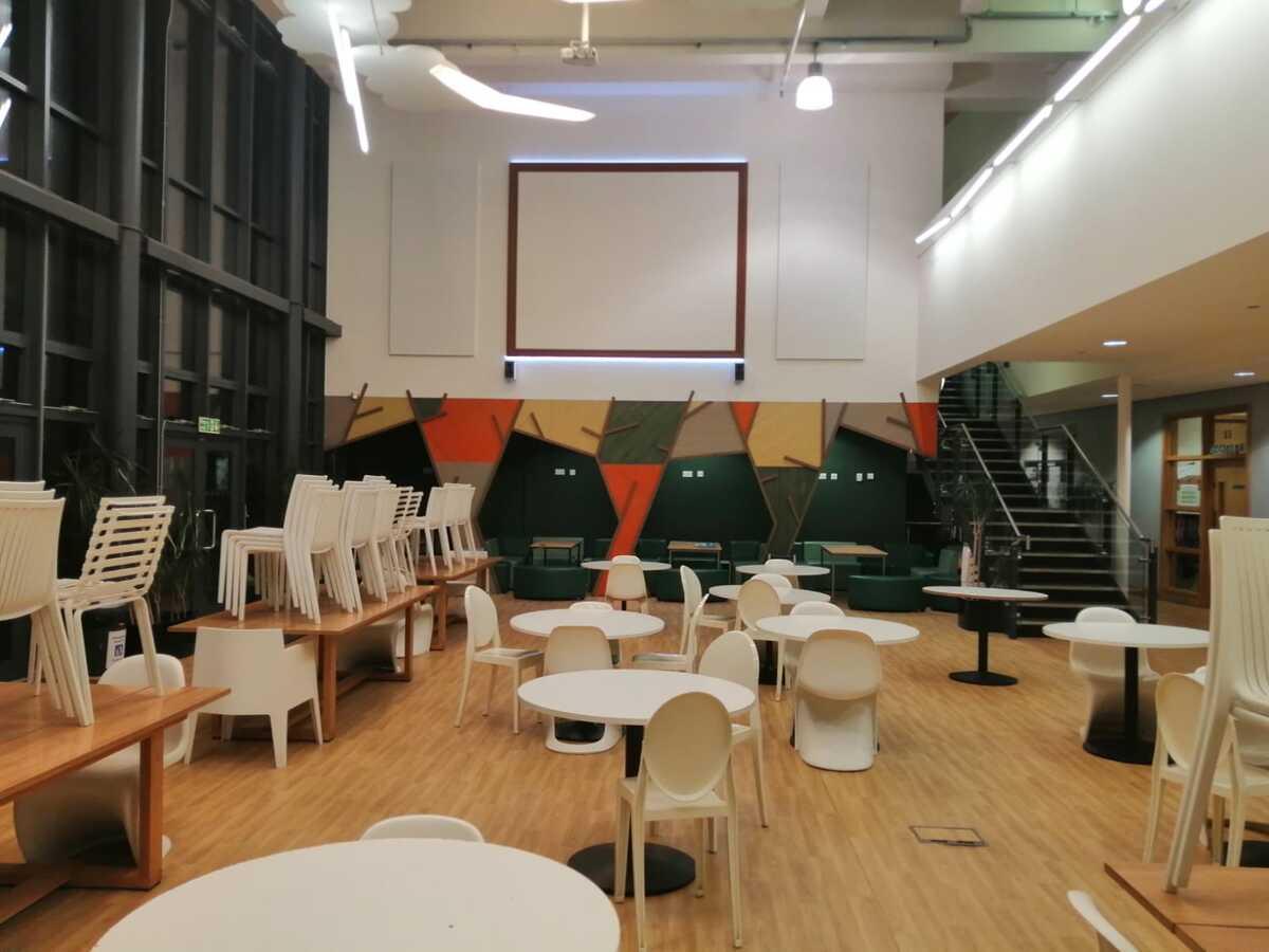 Sixth Form Hub - SLS @ St Christophers CE High School - Lancashire - 1 - SchoolHire
