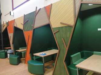 Sixth Form Hub - SLS @ St Christophers CE High School - Lancashire - 3 - SchoolHire