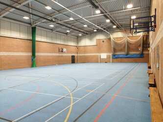 Sports Hall  - SLS @ St Christophers CE High School - Lancashire - 2 - SchoolHire