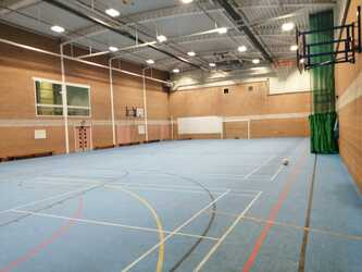 Sports Hall  - SLS @ St Christophers CE High School - Lancashire - 4 - SchoolHire