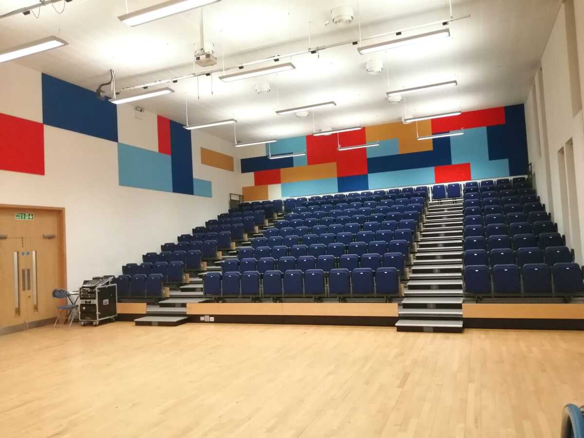 Theatre - SLS @ St Christophers CE High School - Lancashire - 3 - SchoolHire