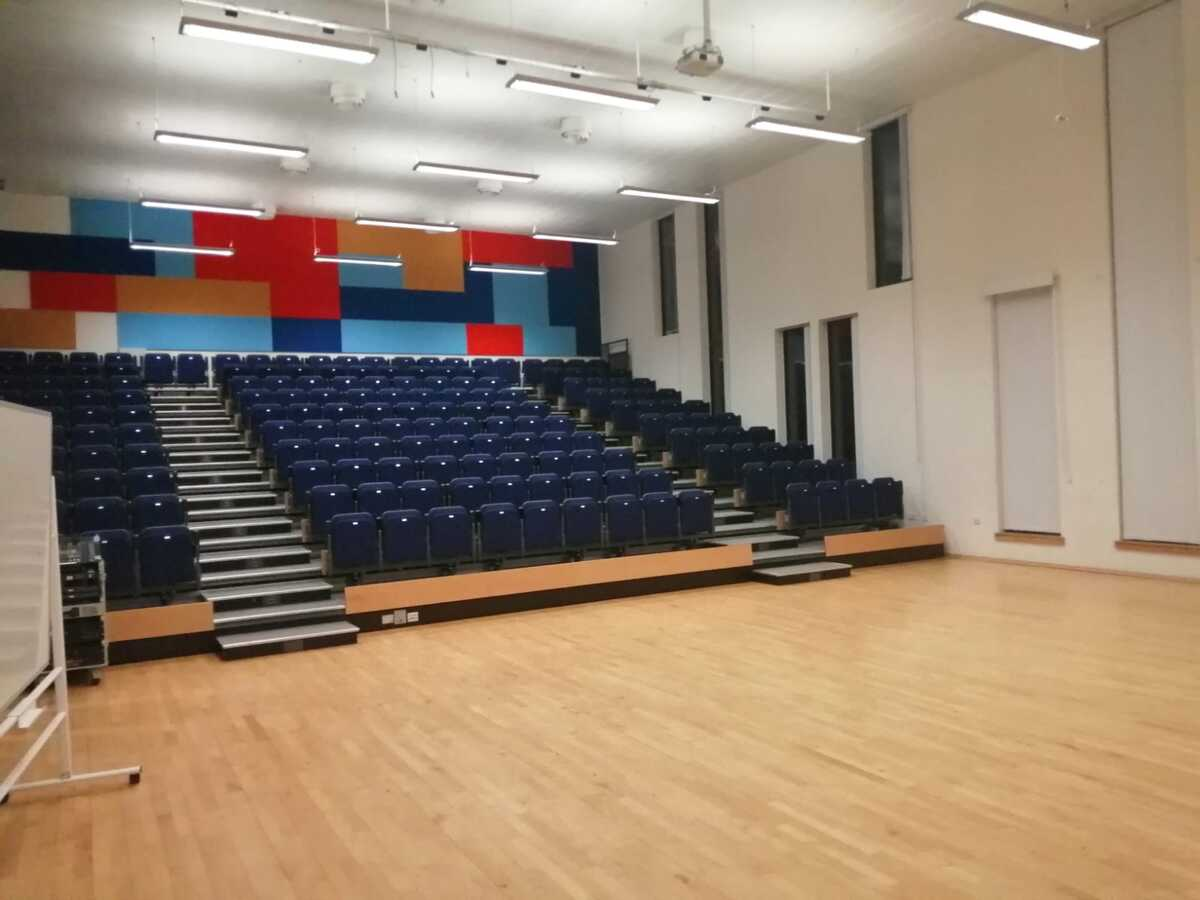 Theatre - SLS @ St Christophers CE High School - Lancashire - 4 - SchoolHire