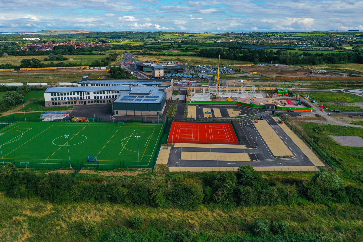 MUGA - The Deanery CE Academy - Swindon - 1 - SchoolHire