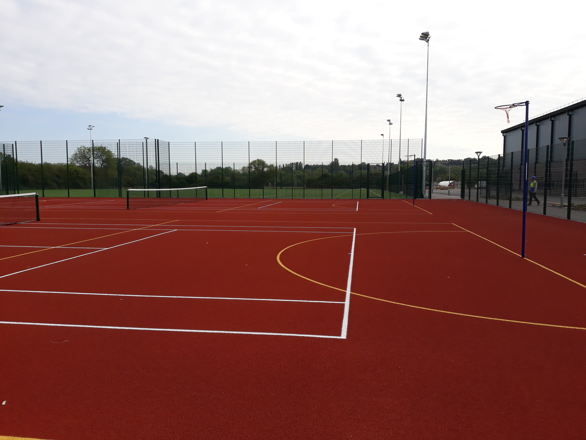 MUGA - The Deanery CE Academy - Swindon - 2 - SchoolHire