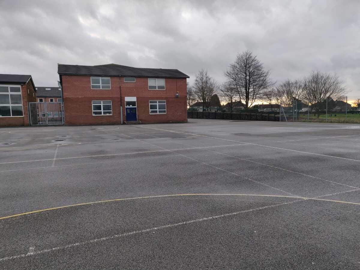 Multi-Use Games Area - SLS @ St Christophers CE High School - Lancashire - 3 - SchoolHire