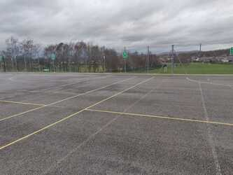 Multi-Use Games Area - SLS @ St Christophers CE High School - Lancashire - 4 - SchoolHire