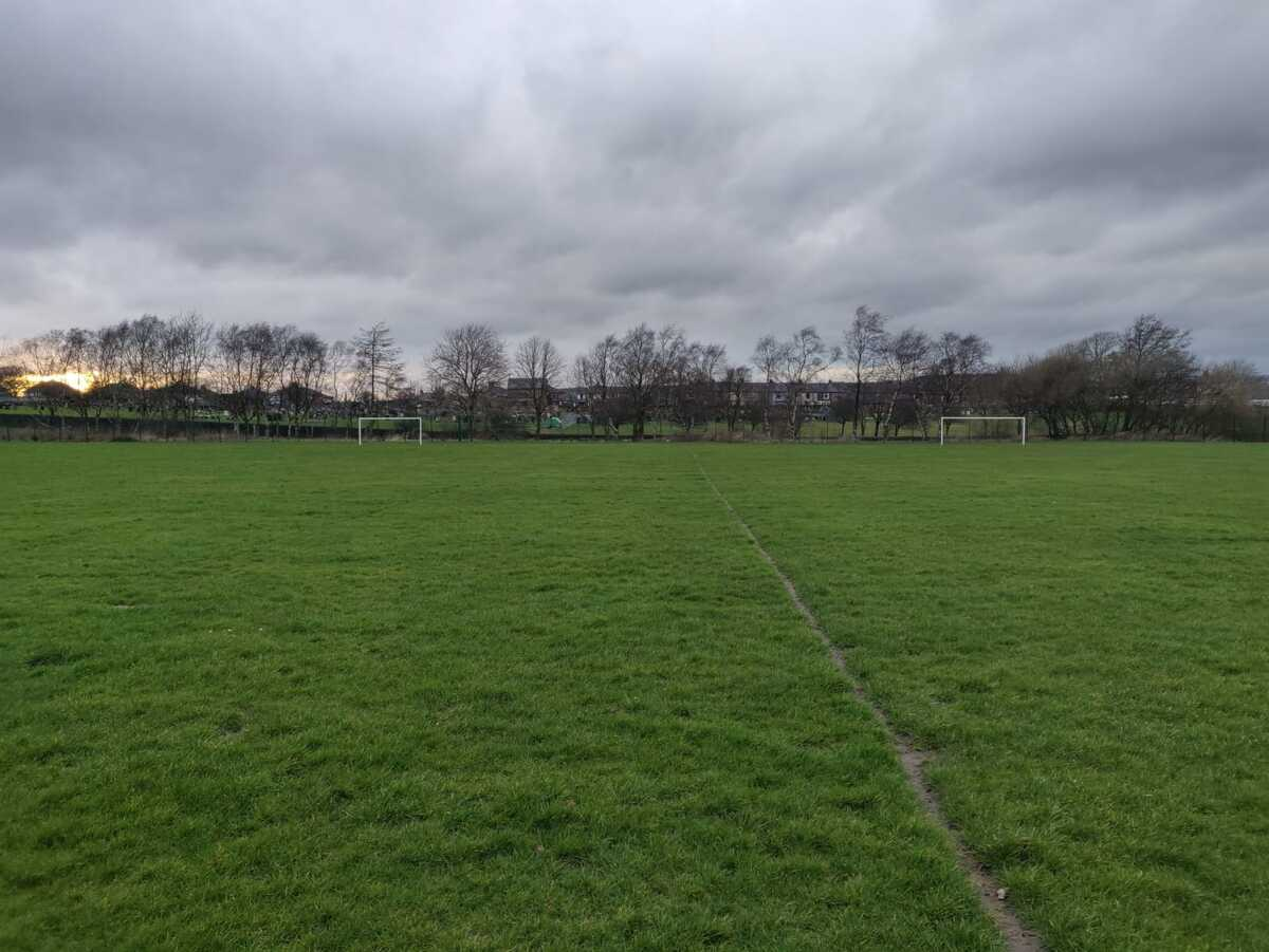 Grass Football Pitch - SLS @ St Christophers CE High School - Lancashire - 2 - SchoolHire