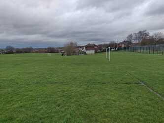 Grass Football Pitch - SLS @ St Christophers CE High School - Lancashire - 3 - SchoolHire