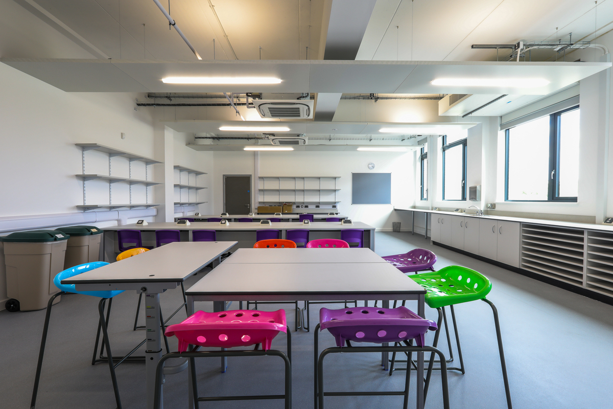 Art Rooms (x4) - The Deanery CE Academy - Swindon - 1 - SchoolHire